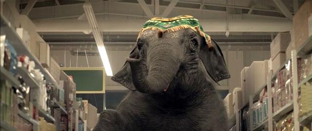Dilmah - Elephant