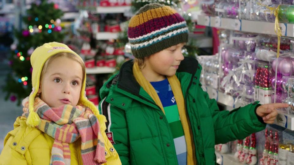 Детский мир — Помощь Деду Морозу